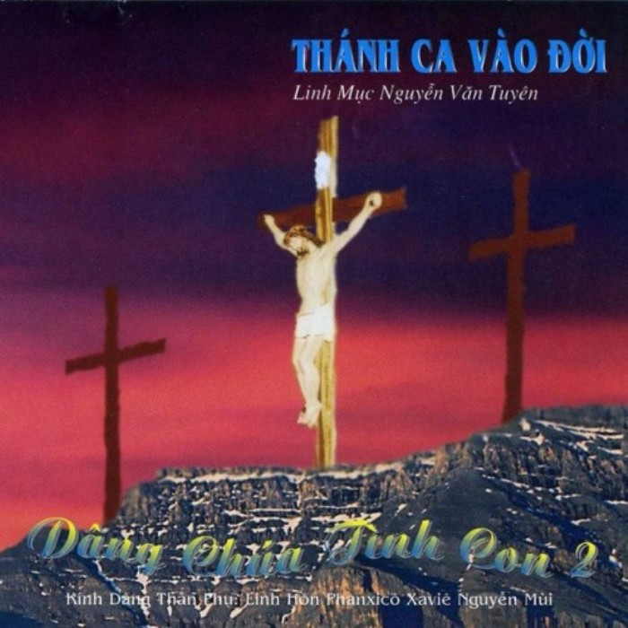 Album Dâng Chúa Tình Con 02